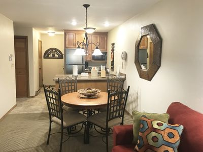 Photo for Modern, newly updated condo in scenic Egg Harbor! Heart of Door County!