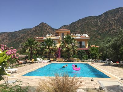 Photo for Apartment with terrasse and swimming pool