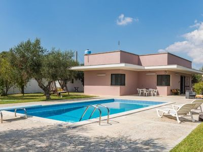 Photo for 3 bedroom Villa, sleeps 7 in Franconi with Pool, Air Con and WiFi