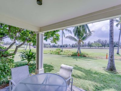 Photo for 2BR/2BA Luxury Resort Villa w/ Garden View, Close to Beach, Private Lanai with R