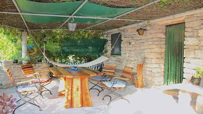 Photo for Holiday house Blato for 2 - 4 persons with 1 bedroom - Holiday house
