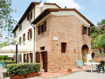 Photo for Vacation home Podere Val di Lama (MTC101) in Montecastello - 6 persons, 2 bedrooms