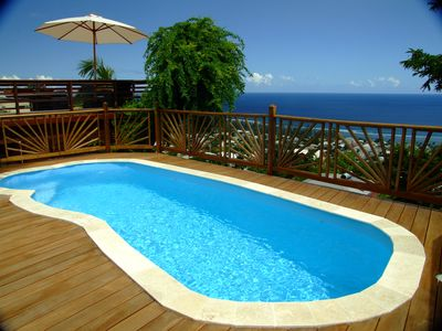 Photo for Pool Villa, Panoramic Ocean views