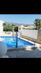 Photo for Villa with private pool for 10 pers. In exclusive urbanization Calafat