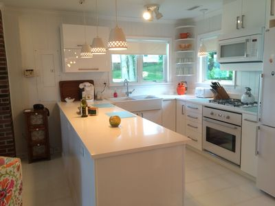 big and functional, fully equipped IKEA kitchen. Just bring your favorite food!