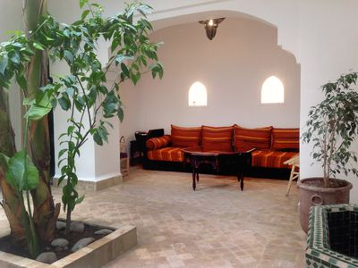 Photo for Riad for rent in Marrakesh - Exclusive rental up to 4 people