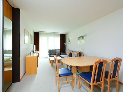 Photo for Apartment Allod-Park in Davos - 2 persons, 1 bedrooms