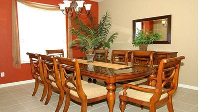 Photo for Enjoy Orlando With Us - Windsor Hills Resort - Feature Packed Cozy 5 Beds 5 Baths Villa - 3 Miles To Disney