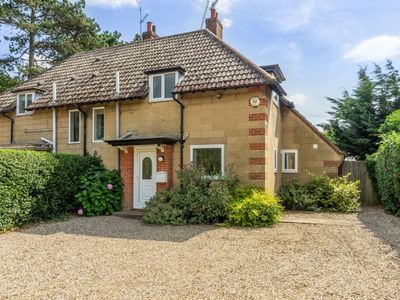 Photo for A well equipped, extremely comfortable house in Burnham Market