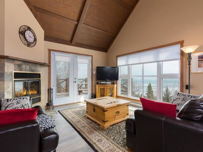 Photo for Les sommets Charlevoix - Condo num 129 - Higher floor 1 to 4 people