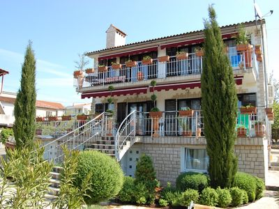 Photo for Newly decorated vacation apartments, close to the center and the sea