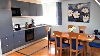 Photo for Apartment max. 6 pers. - Gallery About the Gardens