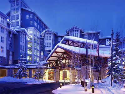 Photo for Christmas Vacation At Park City! Ski-In/Ski-Out