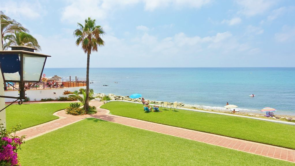 Marbella Apartment Al Panoramic Sea View From The Terraces Of Our 5 Beach Houses