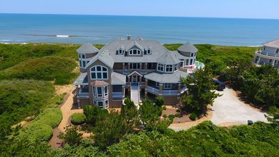 Photo for PI400, Station One/ Oceanfront, 8 Bedrooms, 7.2 Bathrooms