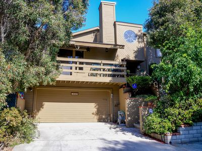 Photo for Executive Retreat in Wooded Urban Oasis - Central to EVERYTHING That's San Diego