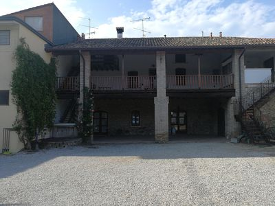 Photo for Lake Garda South holiday home - Cascina il Raperonzolo