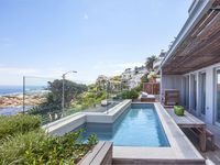 A lovely property in a great location with beautiful views; easy walking distance to Camps Bay.