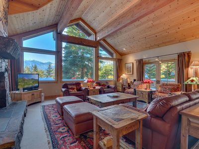 Photo for NEW LISTING - Sundance - Stunning Squaw Valley Luxury 4 BR