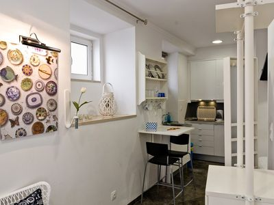 Photo for Apartment 240 m from the center of Lisbon with Internet (641535)