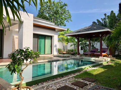 Photo for Nara Villa Rawai - 2 bed luxury villa !