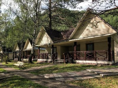 Photo for 1BR House Vacation Rental in Chemal, Altai Republic