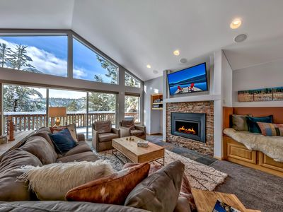 Photo for Fly High in Total Luxury - Hot Tub, Views, Privacy, Expansive Decks, Peaceful