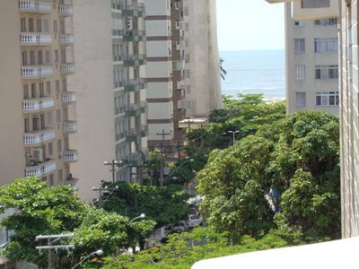 Photo for Apartment on Pitangueiras beach, 10 minutes from Shopping la Plage.