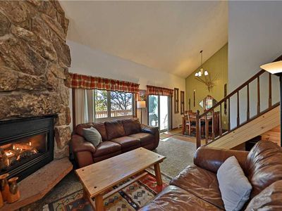 Photo for Great condo for family and friends, community hot tub, free shuttle, and sunny patio!