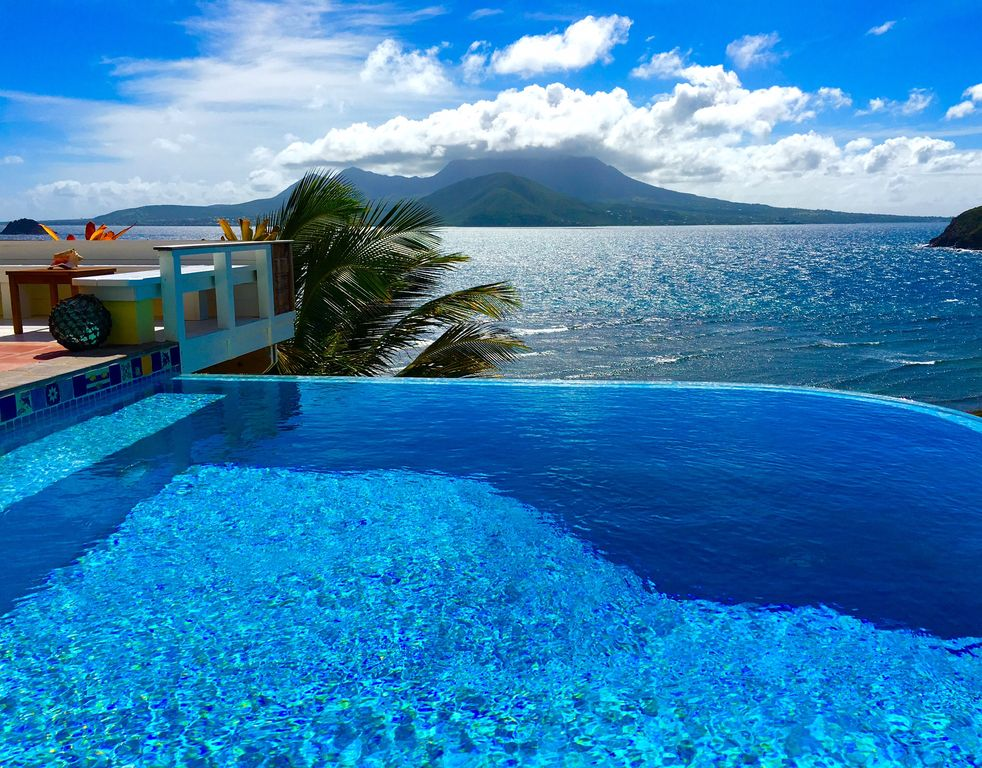 Views Of The Ocean st kitts two for one luxury villa & privat - vrbo