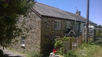 Photo for Grade II Listed Holiday Cottage in Crantock Village