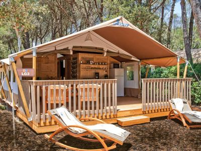 Photo for Vacation home Camping Village Baia Domizia (BDO127) in Baia Domizia - 6 persons, 2 bedrooms