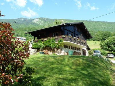 Photo for CHALET GRAND LAKE ST Annecy- JORIOZ
