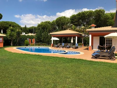 Photo for 5 bedroom Villa Tenazinha III, Swimming Pool, Private Garden, BBQ and Pool Table