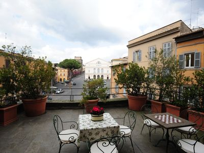 Photo for 4BR Apartment Vacation Rental in Viterbo