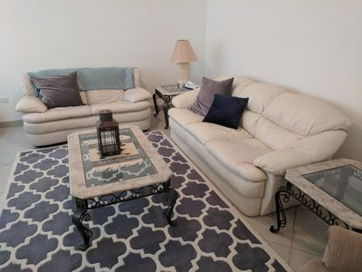 Photo for 2 BR apartment at the center of town - Turquoise #3