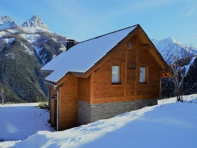 Photo for Chalet Pra-Loup, 4 bedrooms, 12 persons