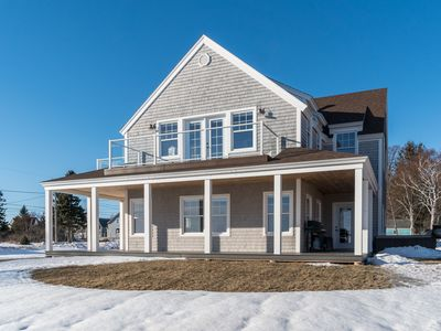 Photo for Beautiful water front beach-house in picturesque Victoria-By-The-Sea