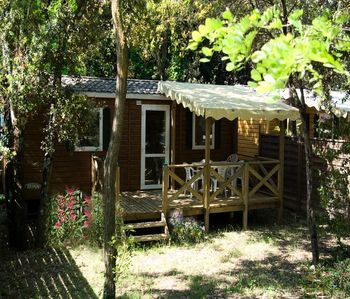 Photo for Camping Les Cascades **** - Super Mercure Cottage 3 rooms 4/6 people