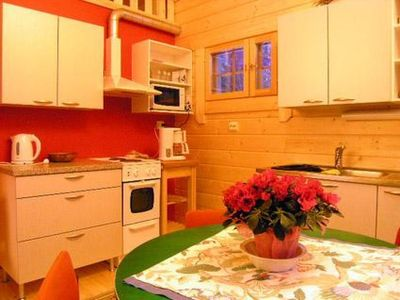 Photo for Vacation home Uisku in Punkalaidun - 5 persons, 1 bedrooms