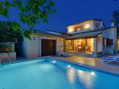 Photo for Can Bernat - This Villa is close to local amenities has WI-FI & a private pool