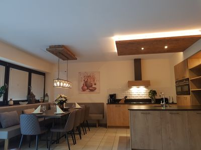 Photo for Luxury & cosiness on 140 m2, near centre of Kaprun