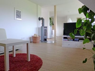 Photo for Holiday Rapsblüte with fireplace - Apartments in Lipsitz on Rügen