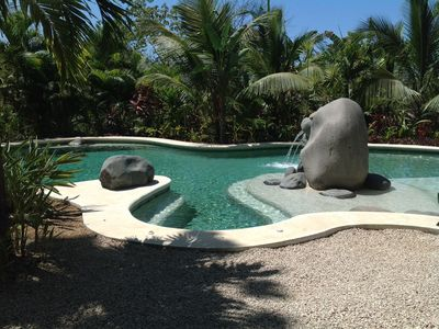 Photo for Playa Guiones Luxury Private Home W/Pool, Easy Walk To Beach & Town, Section G