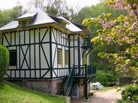 Traditional Normandy villa in a lovely location.