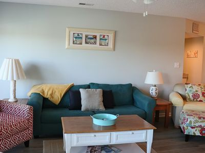 Photo for Newly renovated condo with pool access!
