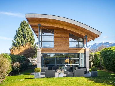 Photo for EVIAN-LES-BAINS - Contemporary villa of 215 m2 - 8 people