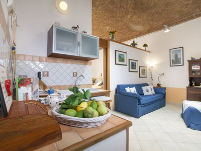 Photo for Casa Tiziano with Air Conditioning in Sorrento Centre