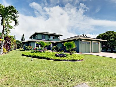Photo for 4BR House Vacation Rental in Princeville, Hawaii