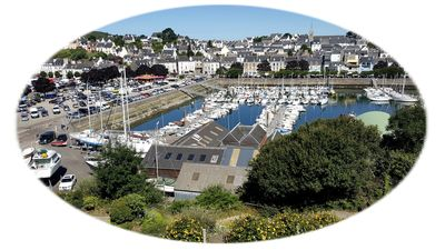 Photo for PORT OF PLAISANCE DOUARNENEZ - EAT FACING THE SEA